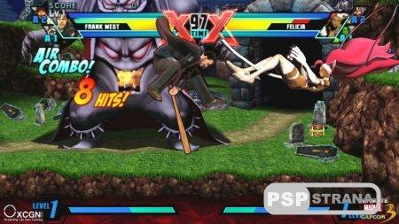 Ultimate Marvel Vs. Capcom 3 -1