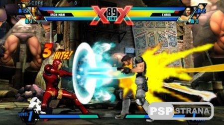 Ultimate Marvel Vs. Capcom 3 -2