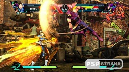 Ultimate Marvel Vs. Capcom 3 -3
