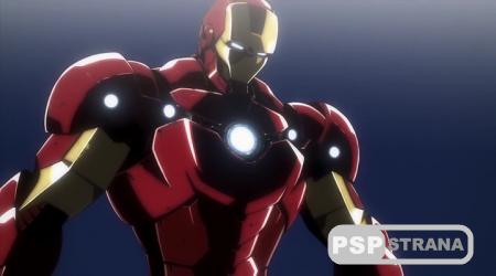 Железный Человек: Восстание Техновора / Iron Man: Rise of Technovore (2013) HDRip