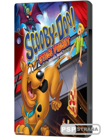 Скуби-Ду! Боязнь Сцены / Scooby-Doo! Stage Fright (2013) WEB-DLRip