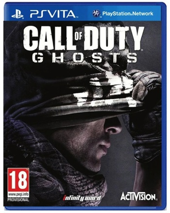 Call of Duty: Ghosts для PS Vita — предзаказ игры!