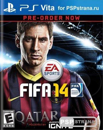 FIFA 14 для PS Vita