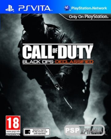 Call of Duty: Black Ops Declassified для PS Vita