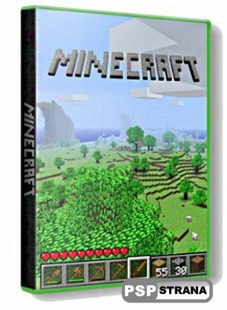Minecraft portable v0.4.1 (2013/psp)