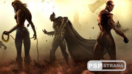 Официальный анонс Injustice: Gods Among Us и Обновление Soul Sacrifice
