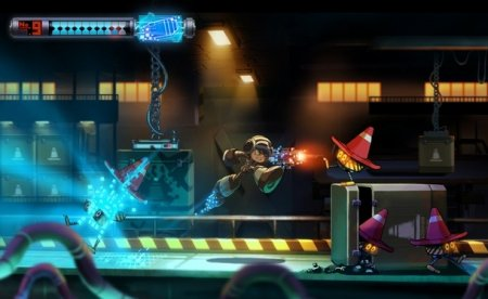 Mighty No. 9 появится на PS Vita