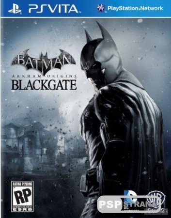 Batman Arkham Origins. Blackgate