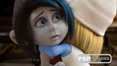 Смурфики: Легенда о Смурфной лощине / The Smurfs: Legend of Smurfy Hollow (2013) DVDRip