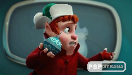 Спасти Санту / Saving Santa (2013) HDRip