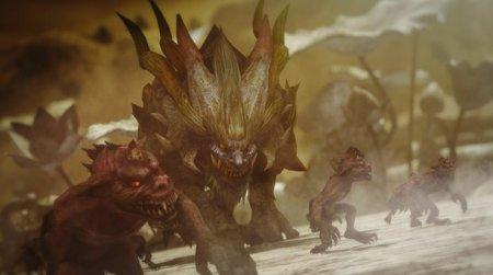 Toukiden: The Age of Demons появится в продаже в Европе в феврале