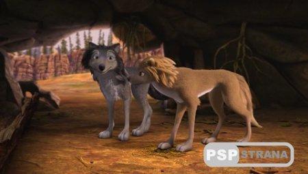 Альфа и Омега: Приключения праздничного воя / Alpha and Omega 2: A Howl-iday Adventure (2013) HDRip