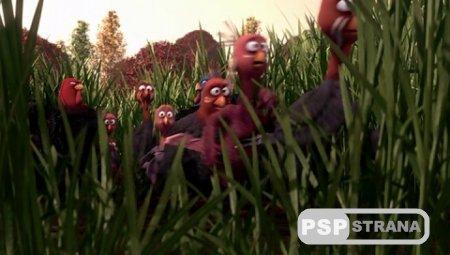 Индюки: Назад в будущее / Free Birds (2013) DVDRip