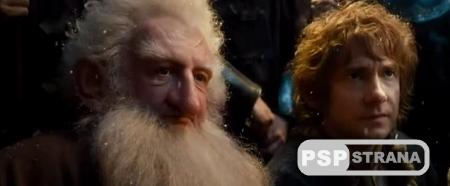 Хоббит: Пустошь Смауга / The Hobbit: The Desolation of Smaug (2013) DVDScr