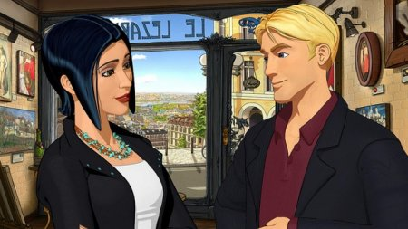 Новый трейлер Broken Sword 5: The Serpent's Curse