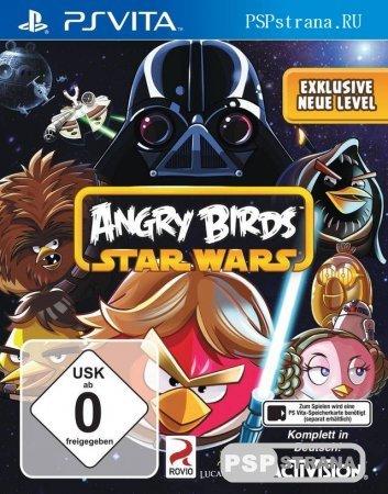 Angry Birds Star Wars для PS Vita