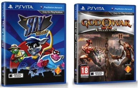 Этой весной God of War Collection и The Sly Trilogy для PS Vita