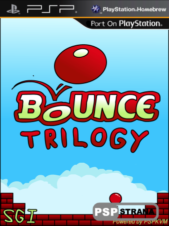 Bounce Trilogy (2003-2013/RUS/PSX)