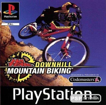 No Fear Downhill Mountain Biking (1999/RUS/PSX)