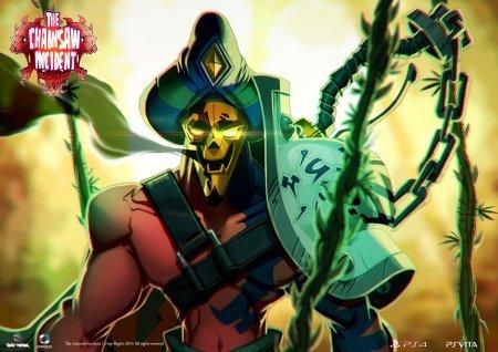 Анонс 2D хоррор-файтинга The Chainsaw Incident для PS4 и PS Vita
