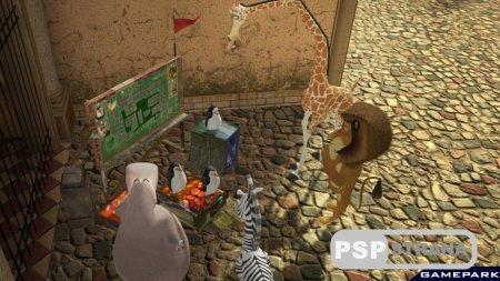 Мадагаскар 3 (Madagascar 3) (PS Vita)