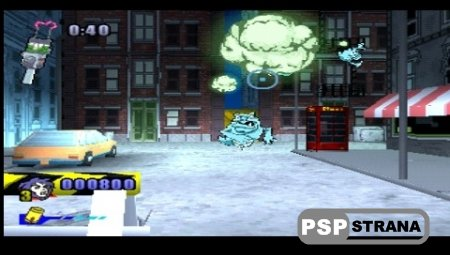 Extreme Ghostbusters (2001/RUS/PSX)