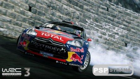 WORLD RALLY CHAMPIONSHIP 3 (PS Vita)