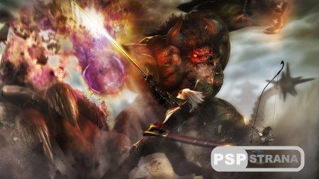 Toukiden: The Age of Demons (PSVita)