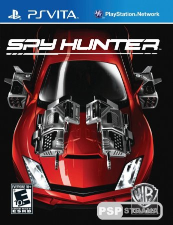 Spy Hunter (PS Vita)