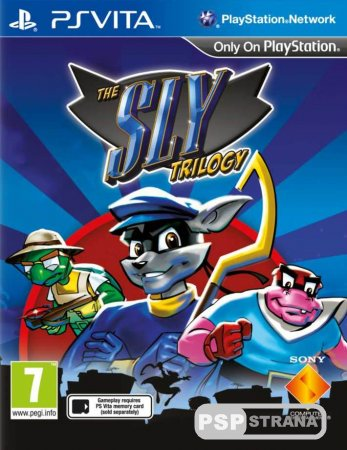 THE SLY TRILOGY (PS VITA)