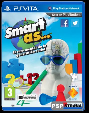 Умник?! (Smart as...) (PS Vita)