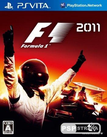 F1 2011 на PS Vita