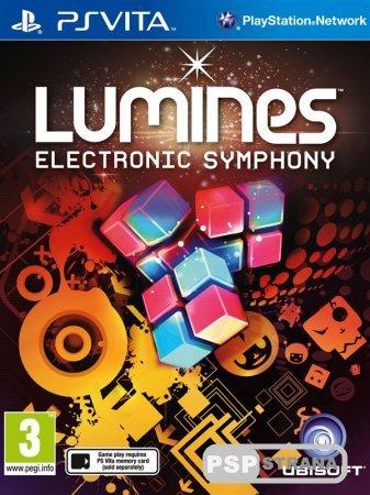 LUMINES ELECTRONIC SYMPHONY (VITA)