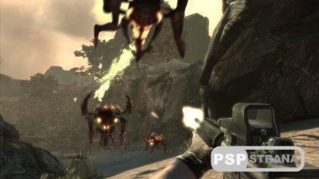 BlackSite: Area 51 выйдет на Vita