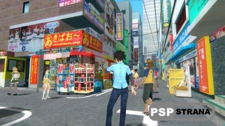 Озвучка Akiba's Trip 2