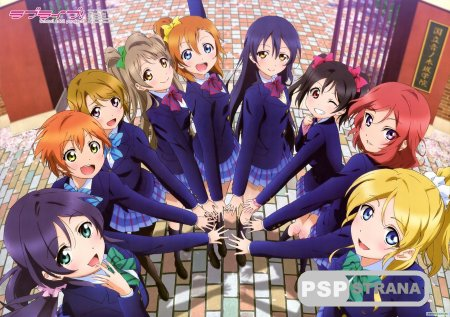 Трейлер Love Live! School Idol Paradise