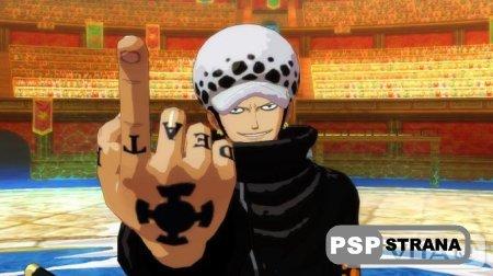 One Piece Unlimited World: Red всё ближе к выходу