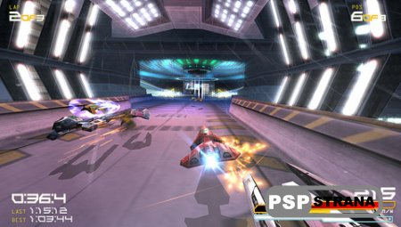 WipEout Pure (v2) (Greatest Hits)[FULL][ISO][2008]