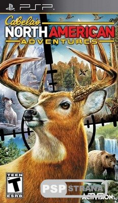 Cabela's North American Adventures [ENG][FULL][ISO][2010]