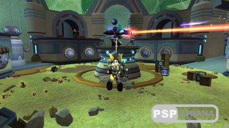 Ratchet & Clank Trilogy (PSVita)