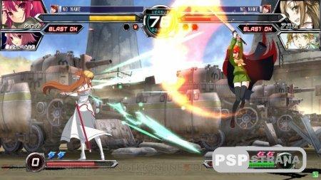 Dengeki Bunko Fighting Climax уже этой осенью