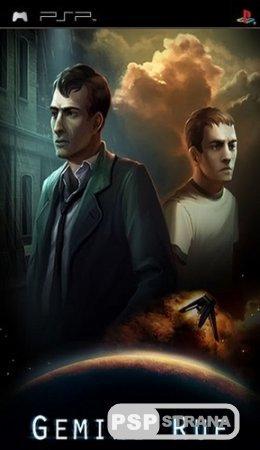 Gemini Rue: Заговор на Барракусе [Rus][HomeBrew][2012]