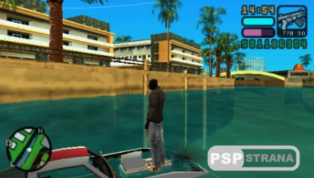 Grand Theft Auto: Vice City Stories [RUSSOUND][Rip][ISO][2006]