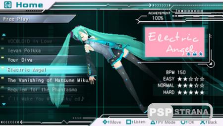 Hatsune Miku: Project Diva [ENGv0.5][FULL][ISO][2009]
