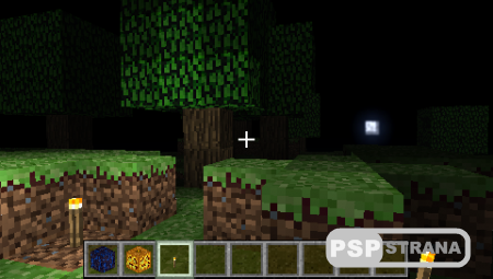 Minecraft PSP - [LC Mod] 1.6  [HomeBrew]