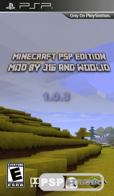 MineCraft PSP Edition 1.0.3 [HomeBrew][2014]