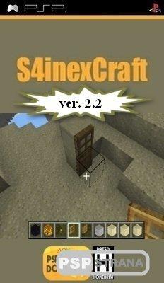 S4inexCraft 2.2 [HomeBrew]