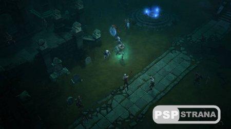 Diablo 3 (III): Reaper of Souls - Ultimate Evil Edition (PS3)