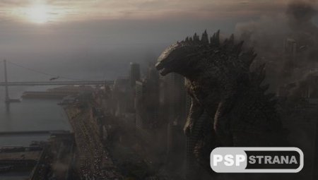 Годзилла / Godzilla (2014) HDRip