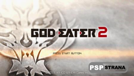 God Eater 2 [FULL][ISO][JPN][2013]